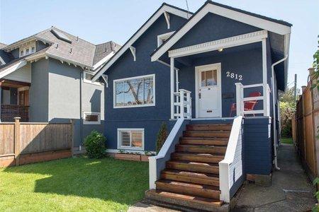 R2266272 - 2812 W 10TH AVENUE, Kitsilano, Vancouver, BC - House/Single Family