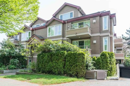 R2266397 - 205 3218 ONTARIO STREET, Main, Vancouver, BC - Apartment Unit