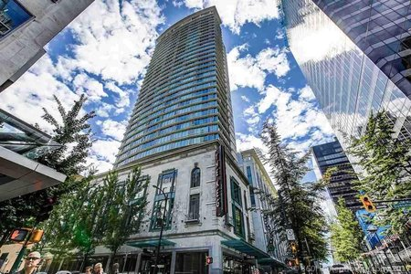 R2266416 - 911 610 GRANVILLE STREET, Downtown VW, Vancouver, BC - Apartment Unit
