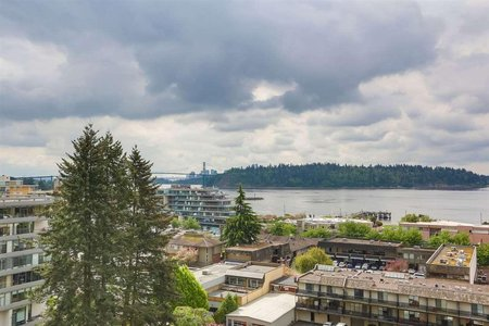 R2266441 - 1003 1485 DUCHESS AVENUE, Ambleside, West Vancouver, BC - Apartment Unit