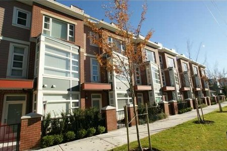 R2266455 - 5 6611 ECKERSLEY ROAD, Brighouse, Richmond, BC - Townhouse