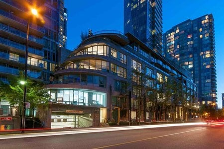 R2266461 - 1418 W HASTINGS STREET, Coal Harbour, Vancouver, BC - Townhouse