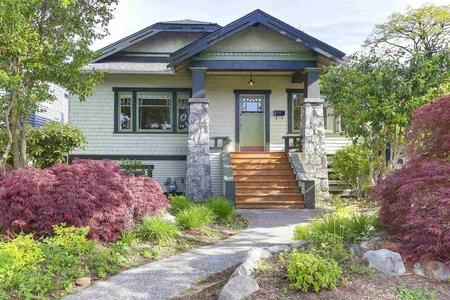 R2266465 - 2765 W 8TH AVENUE, Kitsilano, Vancouver, BC - House/Single Family