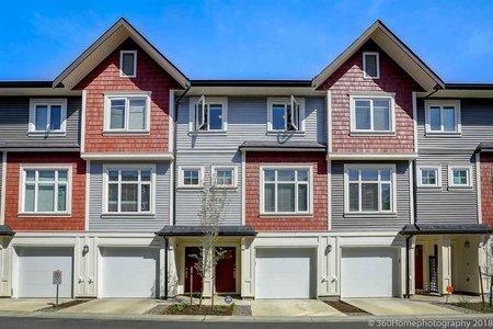 R2266552 - 20 4588 DUBBERT STREET, West Cambie, Richmond, BC - Townhouse