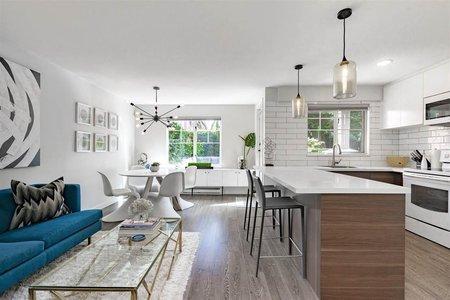 R2266594 - 109 929 W 16TH AVENUE, Fairview VW, Vancouver, BC - Apartment Unit