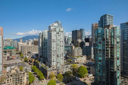 R2266674 - 2704 928 HOMER STREET, Yaletown, Vancouver, BC - Apartment Unit