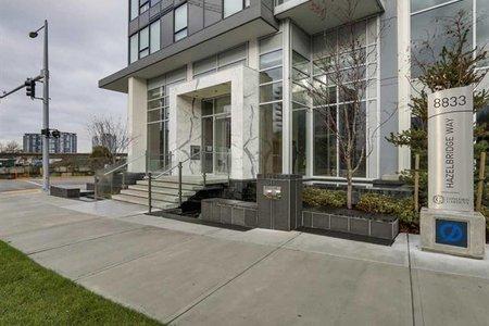 R2266719 - 706 8833 HAZELBRIDGE WAY, West Cambie, Richmond, BC - Apartment Unit