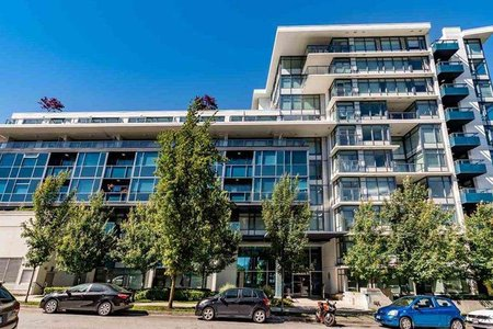 R2266812 - 811 1777 W 7TH AVENUE, Fairview VW, Vancouver, BC - Apartment Unit