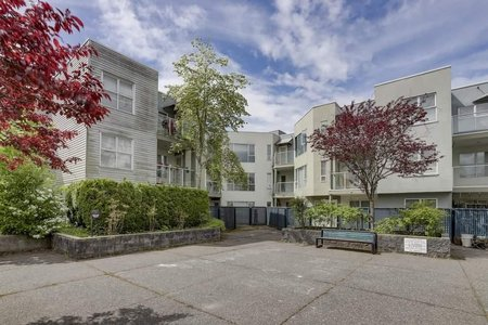 R2266923 - B103 7800 ST. ALBANS ROAD, Brighouse South, Richmond, BC - Apartment Unit