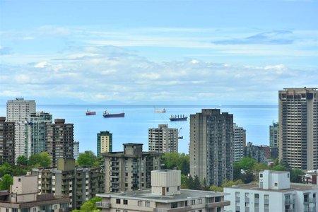 R2267104 - 2202 1200 ALBERNI STREET, West End VW, Vancouver, BC - Apartment Unit