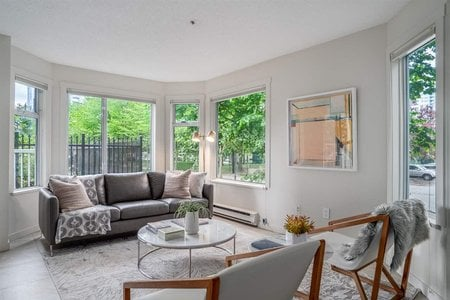 R2267117 - 208 1147 NELSON STREET, West End VW, Vancouver, BC - Apartment Unit
