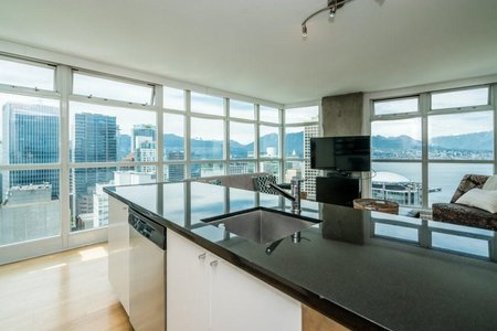 R2267222 - 2804 438 SEYMOUR STREET, Downtown VW, Vancouver, BC - Apartment Unit