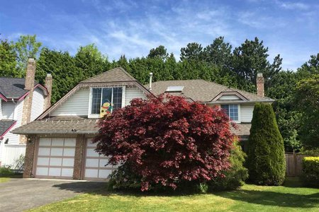 R2267243 - 9140 AUBURN DRIVE, McNair, Richmond, BC - House/Single Family