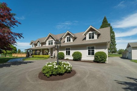 R2267258 - 26161 60 AVENUE, County Line Glen Valley, Langley, BC - House with Acreage