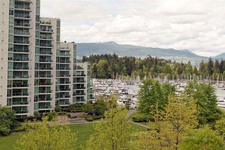 R2267304 - 701 1650 BAYSHORE DRIVE, Coal Harbour, Vancouver, BC - Apartment Unit
