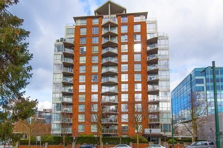 R2267306 - 907 1575 W 10TH AVENUE, Fairview VW, Vancouver, BC - Apartment Unit