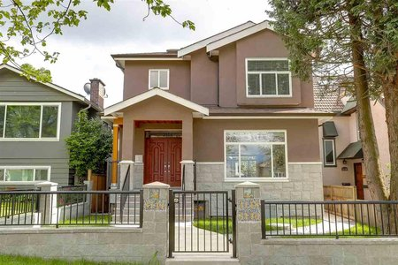 R2267309 - 3144 E 22ND AVENUE, Renfrew Heights, Vancouver, BC - House/Single Family