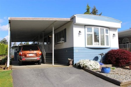 R2267325 - 51 8560 156 STREET, Fleetwood Tynehead, Surrey, BC - Manufactured