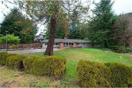 R2267446 - 3498 ROCKVIEW PLACE, Westmount WV, West Vancouver, BC - House/Single Family
