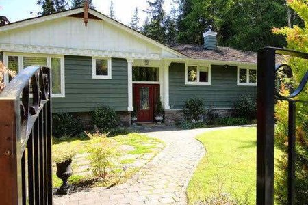 R2267607 - 3640 MATHERS AVENUE, Westmount WV, West Vancouver, BC - House/Single Family