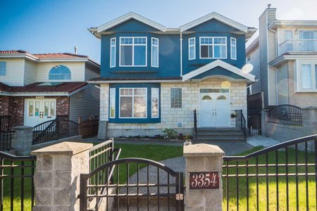 R2267704 - 3354 MONMOUTH AVENUE, Collingwood VE, Vancouver, BC - House/Single Family