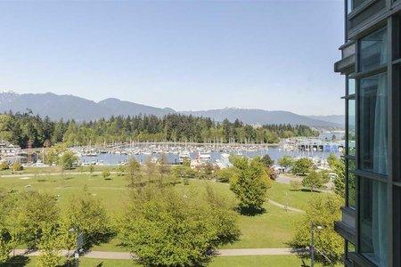 R2267724 - 911 1889 ALBERNI STREET, West End VW, Vancouver, BC - Apartment Unit