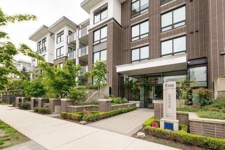 R2267911 - 126 9388 ODLIN ROAD, West Cambie, Richmond, BC - Apartment Unit