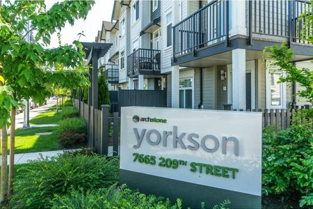 R2267989 - 35 7665 209 STREET, Willoughby Heights, Langley, BC - Townhouse