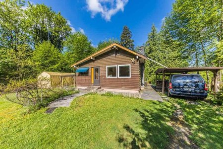 R2268011 - 12449 240 STREET, East Central, Maple Ridge, BC - House with Acreage