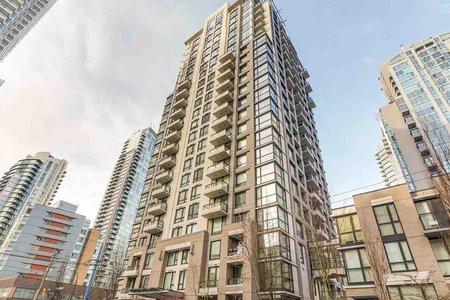 R2268022 - 1509 1295 RICHARDS STREET, Downtown VW, Vancouver, BC - Apartment Unit
