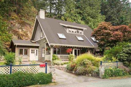 R2268074 - 5653 EAGLE HARBOUR ROAD, Eagle Harbour, West Vancouver, BC - House/Single Family