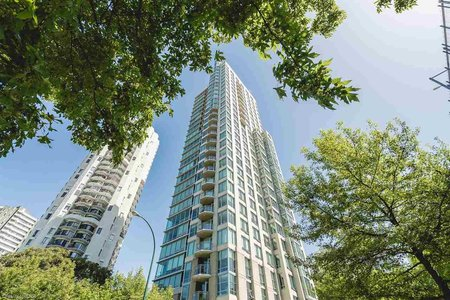 R2268102 - 2803 1005 BEACH AVENUE, West End VW, Vancouver, BC - Apartment Unit