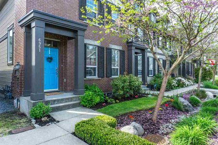 R2268173 - 6951 208A STREET, Willoughby Heights, Langley, BC - Row House (Non-Strata)