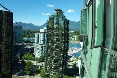 R2268179 - 2007 1331 W GEORGIA STREET, Coal Harbour, Vancouver, BC - Apartment Unit