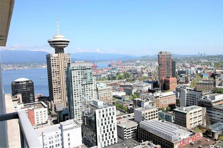 R2268250 - 3011 610 GRANVILLE STREET, Downtown VW, Vancouver, BC - Apartment Unit