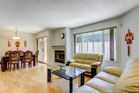 R2268297 - 5 7871 FRANCIS ROAD, Broadmoor, Richmond, BC - Townhouse