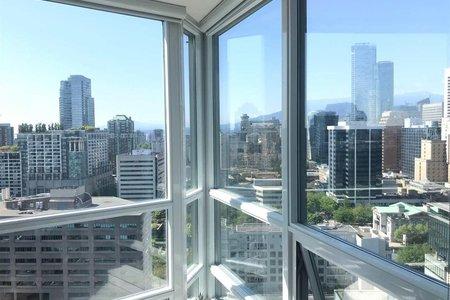 R2268327 - 2410 833 SEYMOUR STREET, Downtown VW, Vancouver, BC - Apartment Unit