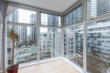 R2268340 - B805 1331 HOMER STREET, Yaletown, Vancouver, BC - Apartment Unit