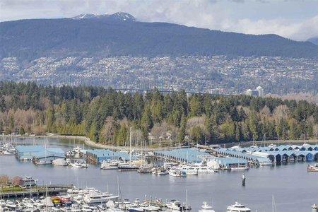 R2268376 - 1804 1211 MELVILLE STREET, Coal Harbour, Vancouver, BC - Apartment Unit
