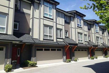 R2268384 - 12 6333 ALDER STREET, McLennan North, Richmond, BC - Townhouse