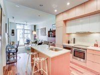 Photo of 606 1205 HOWE STREET, Vancouver