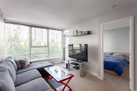 R2268429 - 609 928 BEATTY STREET, Yaletown, Vancouver, BC - Apartment Unit