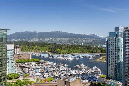 R2268447 - 2005 1211 MELVILLE STREET, Coal Harbour, Vancouver, BC - Apartment Unit