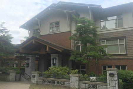 R2268467 - 322 2083 W 33RD AVENUE, Quilchena, Vancouver, BC - Apartment Unit
