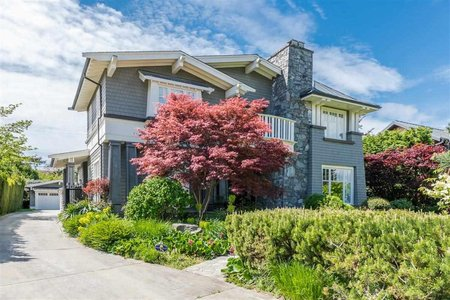 R2268539 - 1725 KNOX ROAD, University VW, Vancouver, BC - House/Single Family