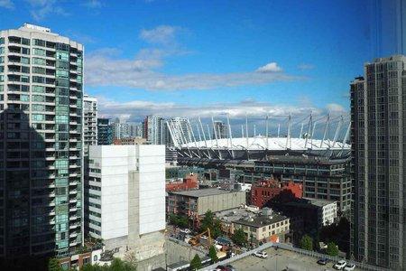 R2268670 - 1804 977 MAINLAND STREET, Yaletown, Vancouver, BC - Apartment Unit