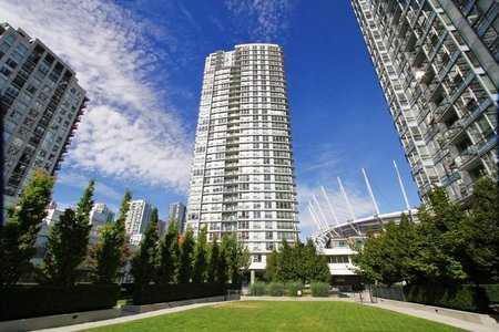 R2268679 - 3502 928 BEATTY STREET, Yaletown, Vancouver, BC - Apartment Unit