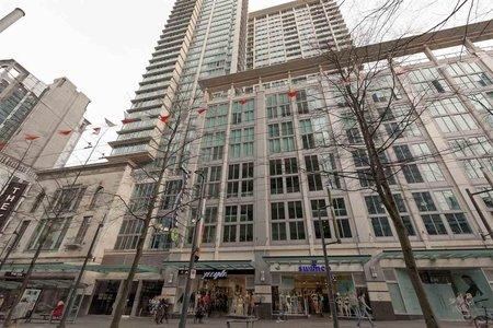 R2268684 - 2704 610 GRANVILLE STREET, Downtown VW, Vancouver, BC - Apartment Unit