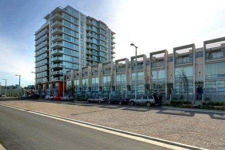 R2268745 - 1105 1833 CROWE STREET, False Creek, Vancouver, BC - Apartment Unit