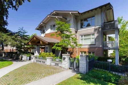 R2268823 - 126 2083 W 33RD AVENUE, Quilchena, Vancouver, BC - Apartment Unit